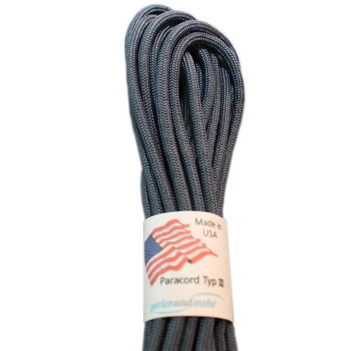 Paracord - perlenundmehr - original amerikanisch TypIII Farbe navy blau