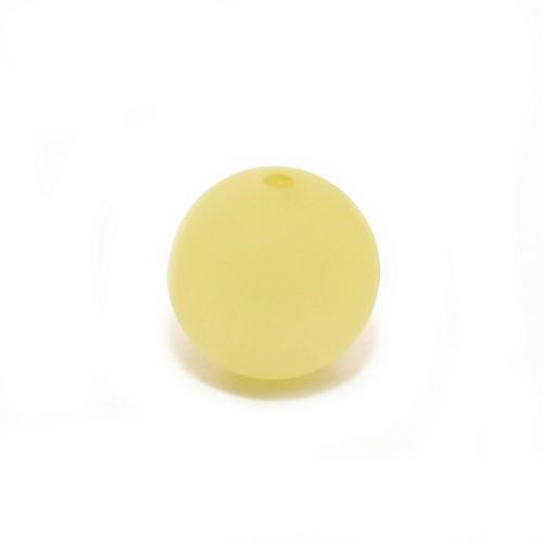 Polaris Perle Kugel matt light-khaki 12 mm 1 Stk.